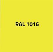 RAL 1016 żółty