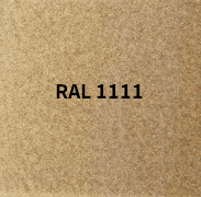 RAL 1111 złoty