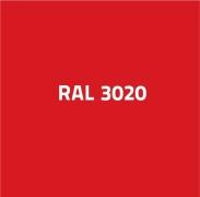 RAL 3020 czerwony