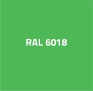 RAL 6018 zielony