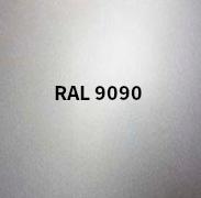RAL 9090 chrom