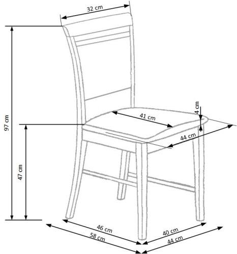Krzesło Albert Halmar