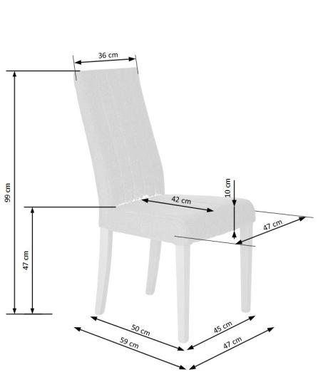 Krzesło Diego Halmar