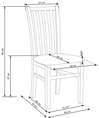 Krzesło Gerard 7 Halmar