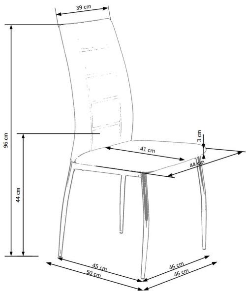 Krzesło K134 Halmar