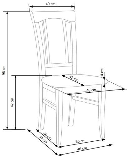 Krzesło Konrad Halmar