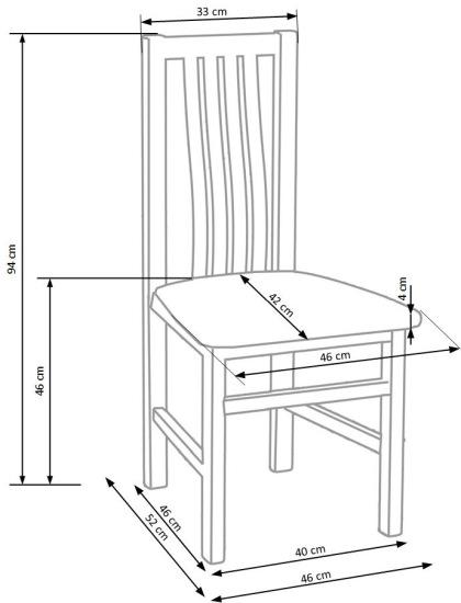 Krzesło Paweł Halmar