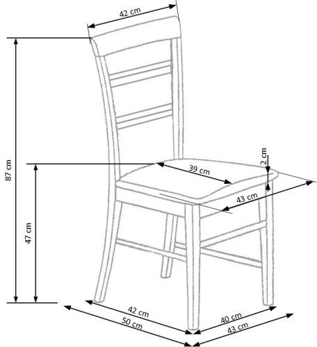 Krzesło Rafo Halmar