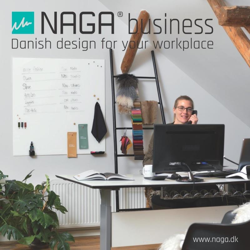 Katalog produktów firmy NAGA Business 2019