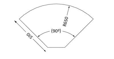 Wymiary łącznika do krzeseł Conect II Shelf 51x51 Nowy Styl